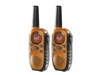 Topcom Twintalker 9100 (Schwarz, Orange)