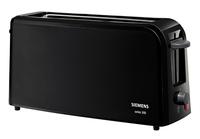Siemens TT3A0003 Toaster (Schwarz, Grau)