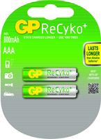 GP Batteries ReCyko+ AAA (Mehrfarbig)