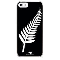 Hama Silver Fern iPhone 5 (Schwarz, Silber, Weiß)