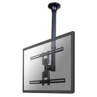 Newstar FPMA-C400BLACK Flat Panel-Deckenhalter (Schwarz)