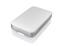 Buffalo MiniStation Thunderbolt 128GB (Silber)