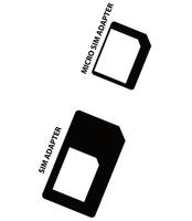 Cellular Line Nano Sim Adapter Plus SIM card adapter