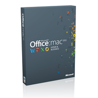 Microsoft Office for Mac Home & Business 2011