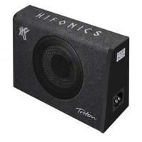 Hifonics TRS250 Tieftöner (Schwarz, Grau)