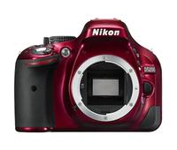 Nikon D5200 (Rot)