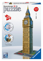 Ravensburger Big Ben 3D Puzzle, 216pc