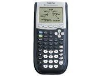 Texas Instruments TI-84 Plus (Schwarz)