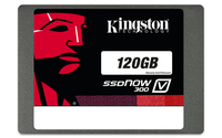 Kingston Technology SSDNow V300 120GB (Grau)