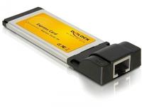 DeLOCK Gigabit Ethernet ExpressCard Adapter