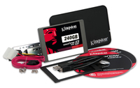Kingston Technology SSDNow V300 240GB (Grau)
