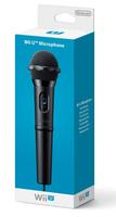 Nintendo Wii U Microphone (Schwarz)