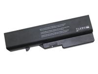 V7 Ersatzbatterie für ausgwählte Lenovo-IBM Notebooks (Schwarz)