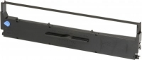 Epson SIDM Black Ribbon Cartridge for LX-350/LX-300/+/+II (C13S015637) (Schwarz)