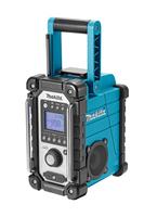 Makita BMR 102 Radio (Schwarz, Blau)