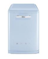 Smeg BLV2AZ-2 Spülmaschine (Blau)