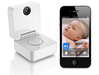 Withings Smart Baby Monitor (Weiß)