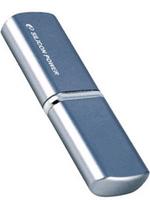 Silicon Power 64GB Luxmini 720 64GB USB 2.0 Blau USB-Stick (Blau)