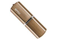 Silicon Power 64GB Luxmini 720 64GB USB 2.0 Bronze USB-Stick (Bronze)