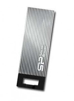 Silicon Power 64GB Touch 835 64GB USB 2.0 Grau USB-Stick (Grau)