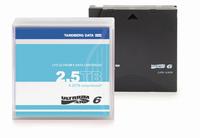 Tandberg Data LTO-6 2500GB LTO (Schwarz)