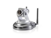 LevelOne WCS-6050 Sicherheit Kameras (Silber)