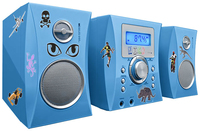 Big Ben MCD04 (Blau)