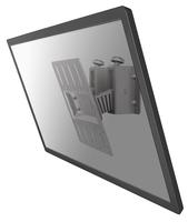 Newstar FPMA-W120 Flat Panel Wandhalter (Silber)