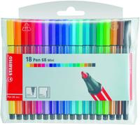 Stabilo Pen 68 Mini (Mehrfarben)