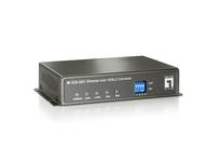 LevelOne Ethernet over VDSL2 Konverter (BNC) (Schwarz)