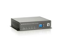 LevelOne Ethernet over VDSL2 Konverter (Annex B) (Schwarz)