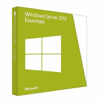 HP Windows Server 2012 Essentials ROK