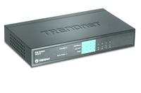 Trendnet TPE-S44 Netzwerk Switch (Blau)
