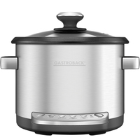 Gastroback Design Multicooker Advanced (Edelstahl)