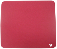 V7 MP01RED-2EP Mauspad (Rot)