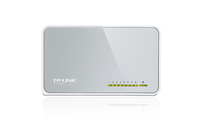 TP-LINK 8-Port 10/100Mbps Desktop Switch (Weiß)
