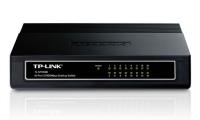 TP-LINK 16-Port 10/100Mbps Desktop Switch (Weiß)