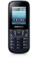 Samsung E1280 (Schwarz, Blau)