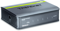 Trendnet 5-Port 10/100Mbps Switch