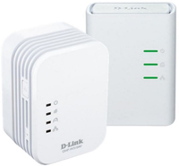 D-Link PowerLine AV 500 (Weiß)