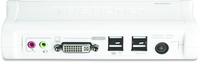 Trendnet TK-204UK Tastatur/Video/Maus (KVM) Switch