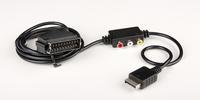 SPEEDLINK SL-4412-BK Videokabel-Adapter (Schwarz)