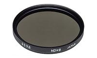 Hoya NDx8 62mm (Schwarz, Grau)