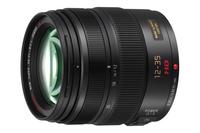 Panasonic H-HS12035E Kameraobjektiv (Schwarz)