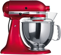 KitchenAid 5KSM156ECA Mixer (Rot)