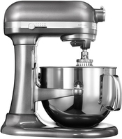 KitchenAid 5KSM7580XEMS Mixer (Silber)