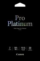 Canon PT-101 - Pro Platinum Photo 10x15cm, 20 sheets