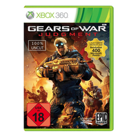 Microsoft Gears Of War: Judgment