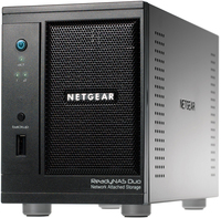 Netgear ReadyNAS Duo RND2000 (Diskless)