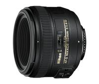 Nikon AF-S NIKKOR 50mm f/1.4G (Schwarz)